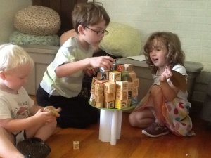 Homeschool science project